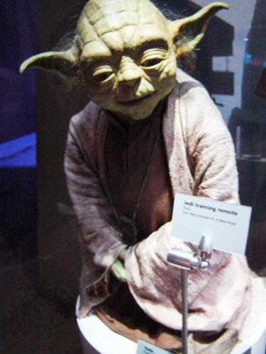 Yoda from Empire Stikes Back