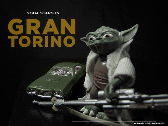 Gran Torino staring Yoda