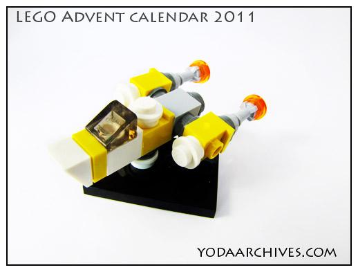 Star Wars LEGO Christmas Advent Calendar * Dec 18 | Yoda