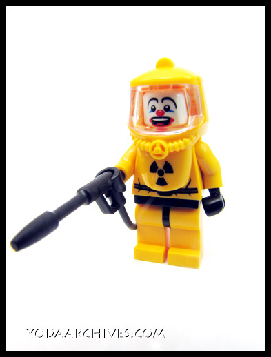 hazmat lego clown