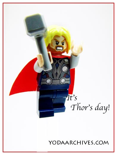LEGO Superheroes Thor