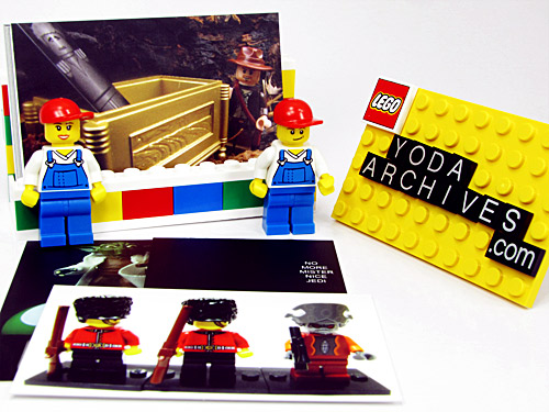lego card holder
