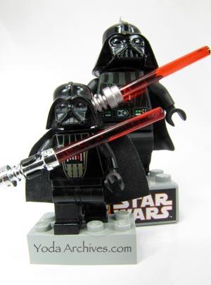 Dart Vader LEGO Ornament
