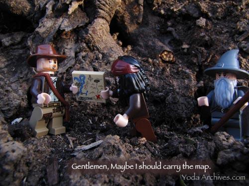 lego hobbit, gandalf and potc