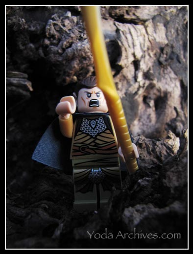 LEGO Elrond from preorder lotr lego game