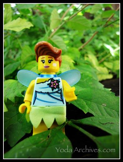 lego fairy minifig