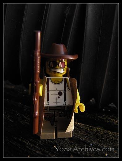 LEGO Zombie fighter