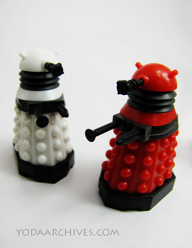 charater building daleks