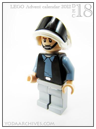 LEGO ADVENT REBEL SOILDER