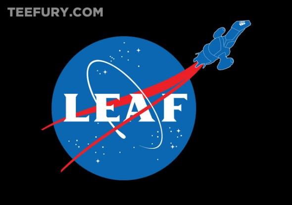 leaf sernity