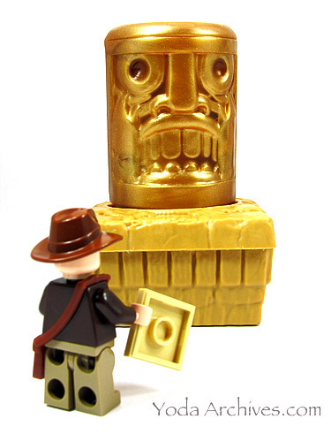 LEGO Indiana Jones and Temple run