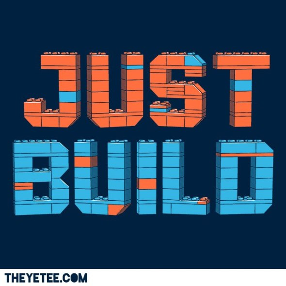 just build by Chris McVeigh