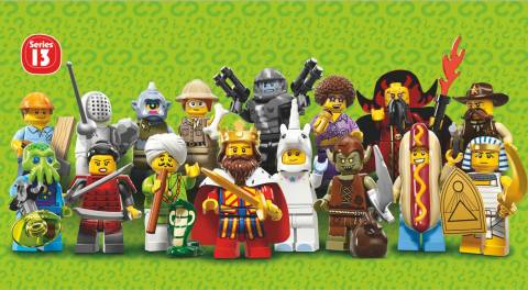 LEGO_series_13
