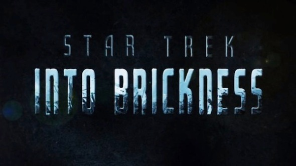 star trek into brickness