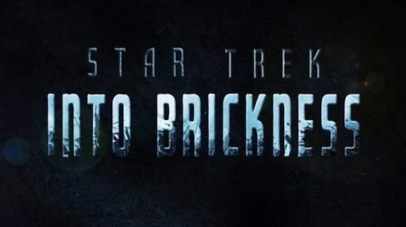 star trek into brickness