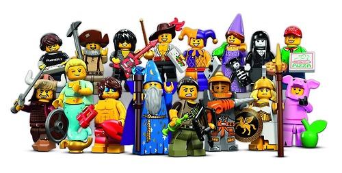 lego minifigs series 12
