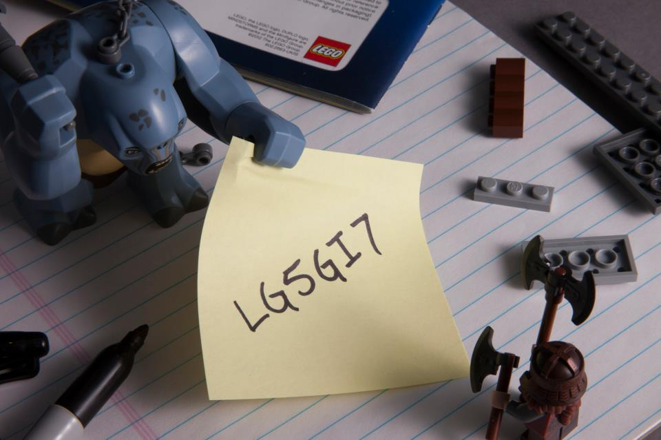 lego lord of the rings code