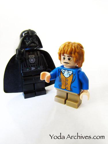 Bilbo LEGO from Target.