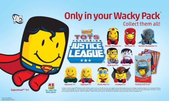justice league tots