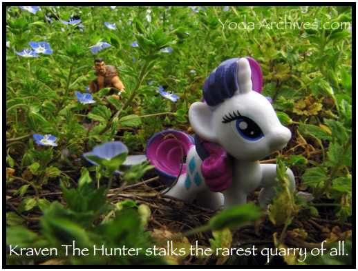 Kraven the hunter stalks rarity
