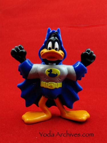 Daffy Duck as Batman