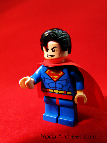 superman leho minifig