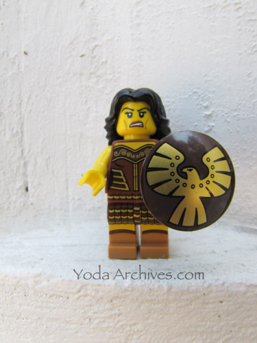 lego warrior woman