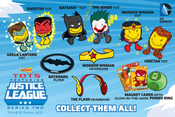 Justice League tots 2