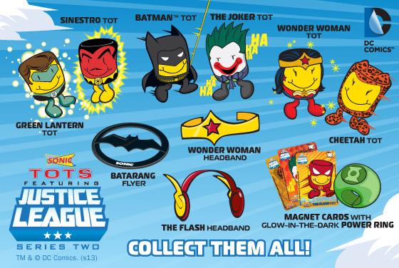 Justice League tots 2
