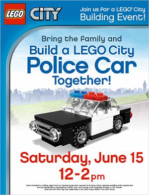 Toys r us lego build.