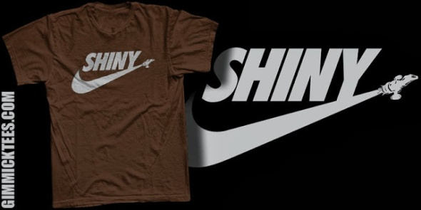 shiny firefly shirt