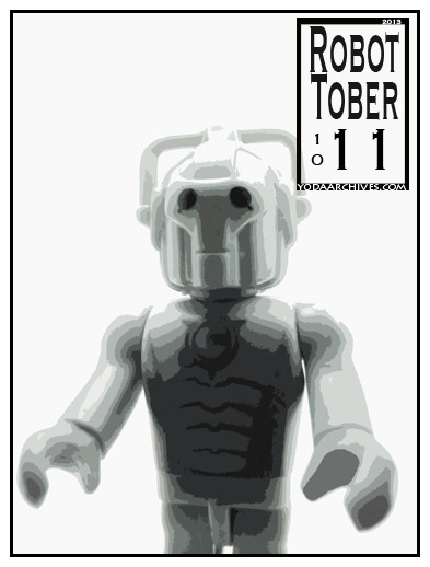 cyberman character building