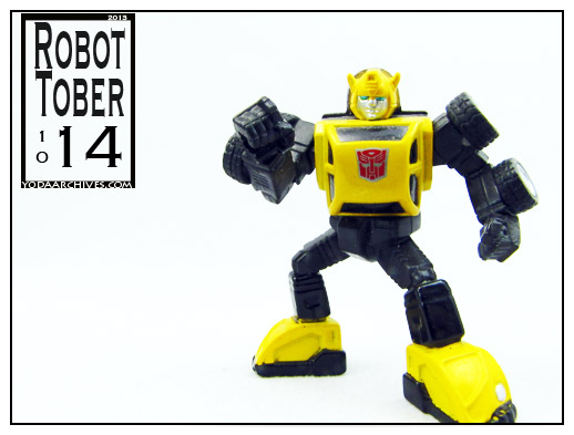 bumble bee autobot toy