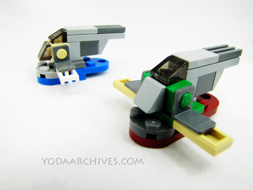 slave-1 lego ship
