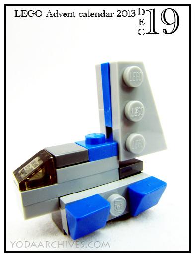 Dec 19 2013 Lego Star Wars Advent Calendar Yoda Archives Macro