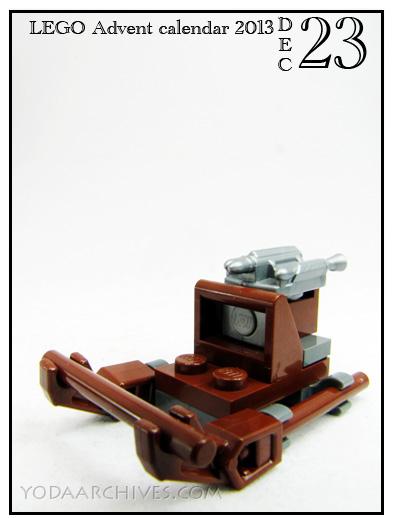 lego sleigh
