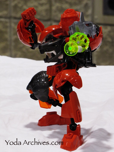 red BIONICLE