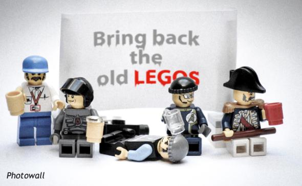 Old LEGOs
