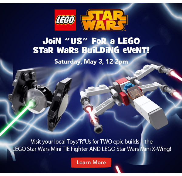 TRU may the 4th event ad