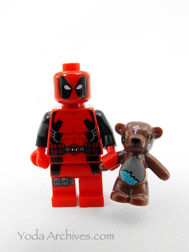 LEGO Deadpool has bobo