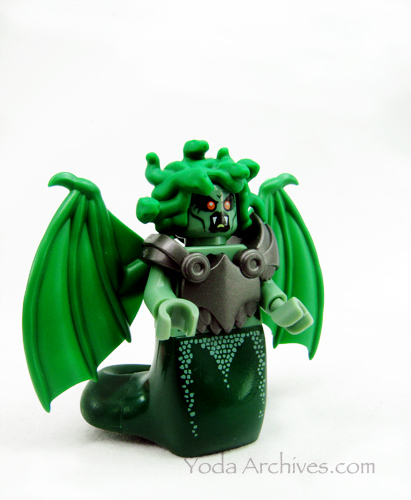 lego medusa has wings