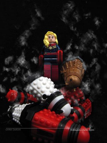 LEGO Captain Marvel