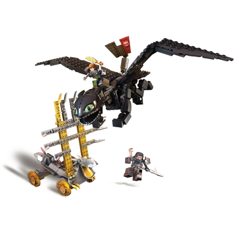 ionix how to train your dragon