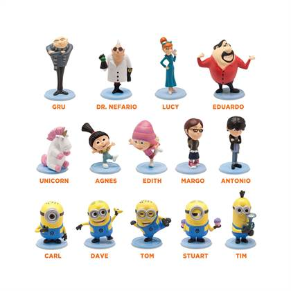 minion surprise blind bags