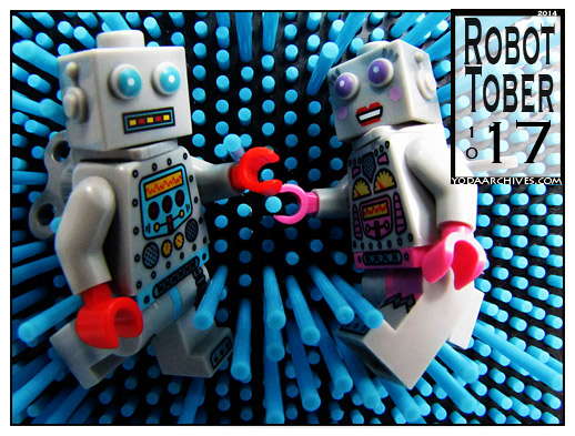 lego clockwork robots