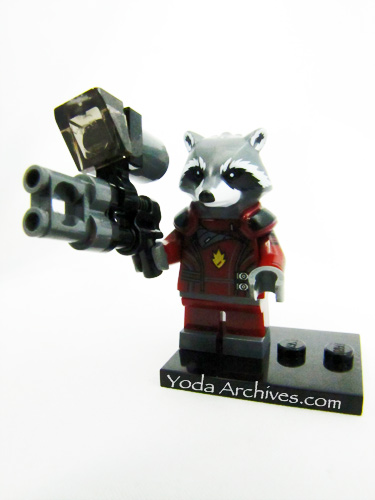 rocket raccoon lego 5002145