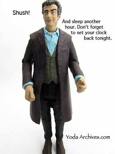 doctor who action figure
