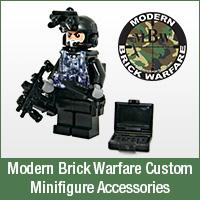 modern brick warfare custom minifig accessories