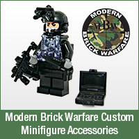 modern brick warfare custom minifig accessories