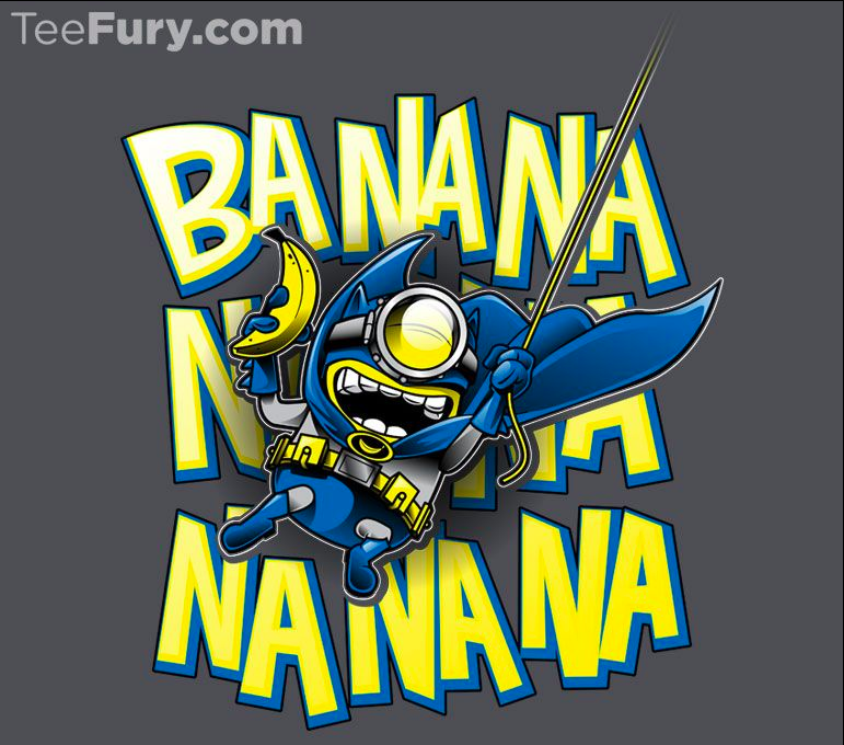 bat man minion